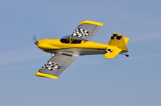 Test flight in March 2015 after extensive overhaul and paint.