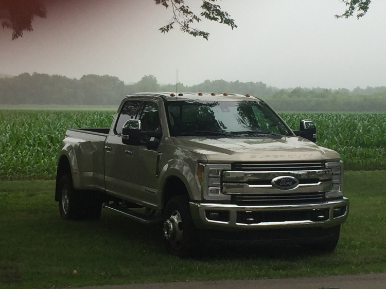 2018-06-12 Ford F-350